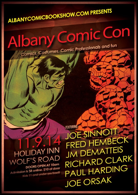 Albany flyer