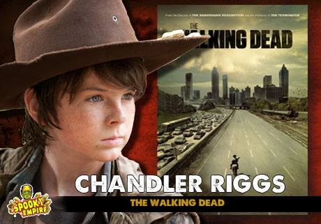 Spooky empire Chandler Riggs