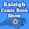 Raleigh Comic Book Show