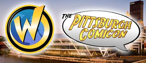 Wizard World Pittsburgh Comicon