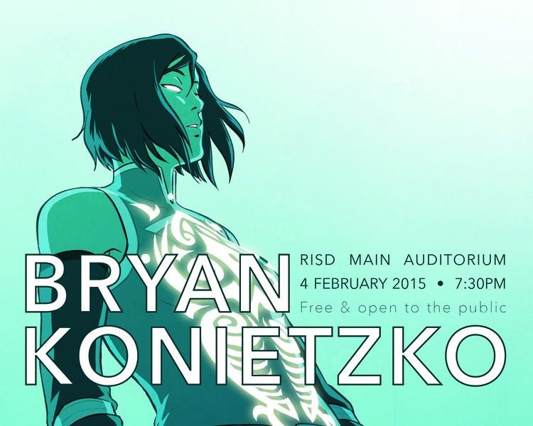 RI – RISD Animation Lecture | Convention Scene