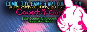 Lake Count-I-Con 2015