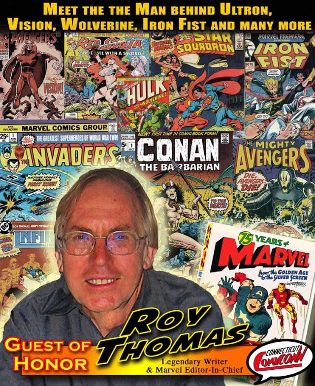 Roy Thomas