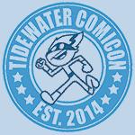 Tidewater Comicon Logo