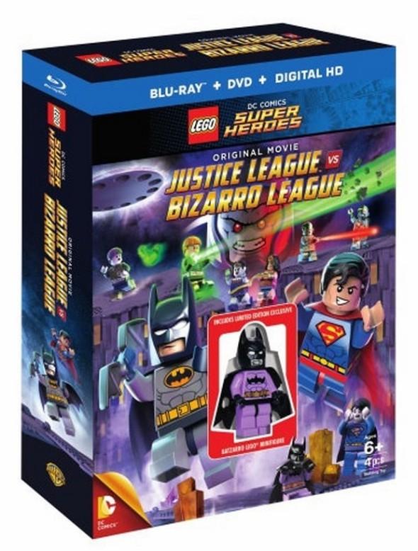Justice League LEGO