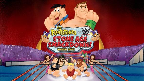 Flintstones WWE