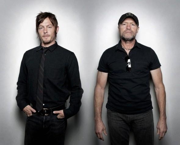 Norman-Reedus-Michael-Rooker