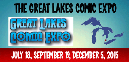 The Great Lakes Comic Expo