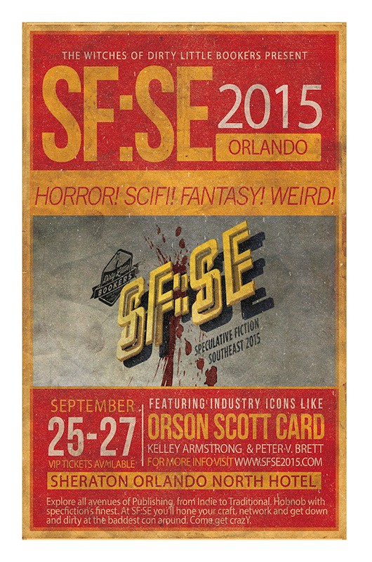 SF:SE poster