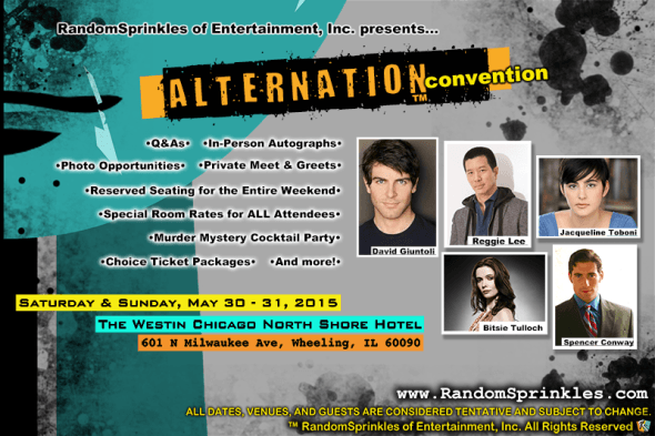 The Alternation Convention Flyer