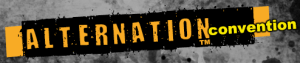 The Alternation Convention Logo