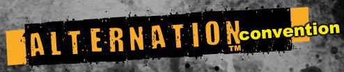 The Alternation Convention Logo
