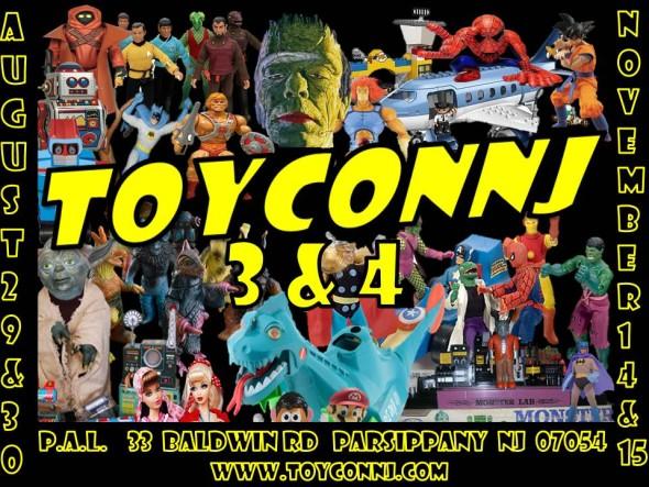 ToyConNJ 2015