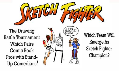 sketch-fighter