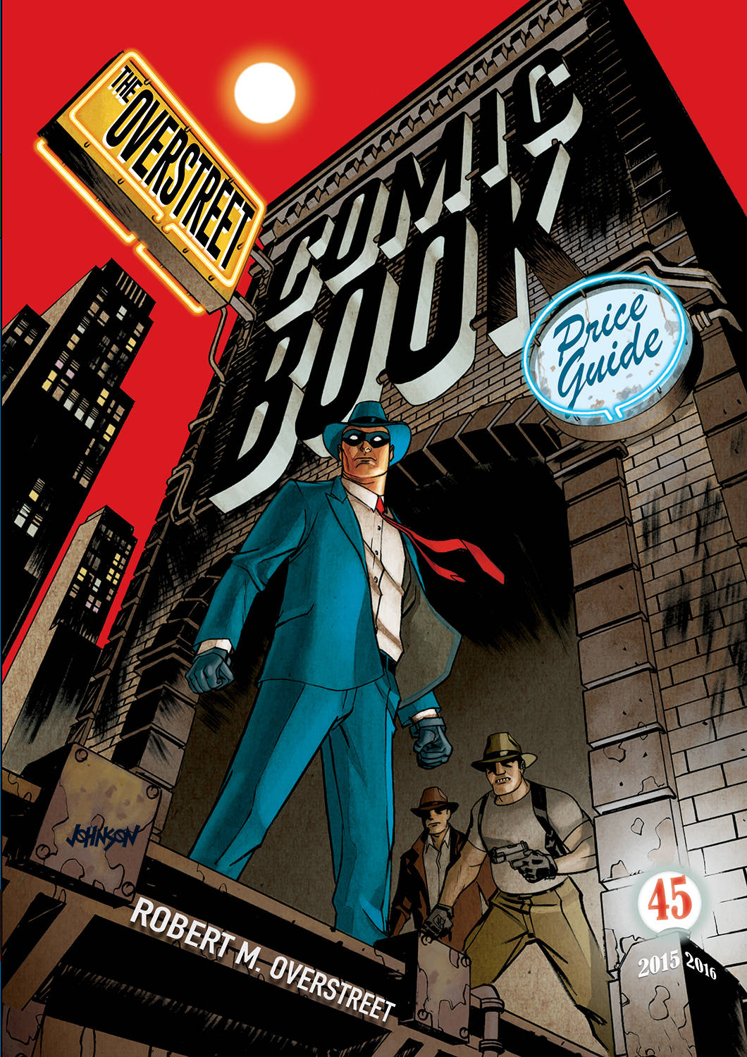 Overstreet Comic Book Price Guide - Convention Scene