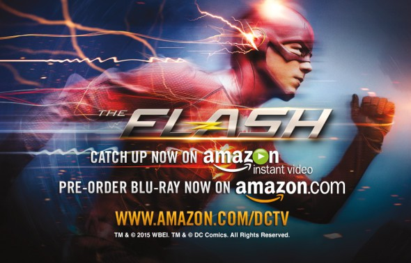 Flash, The Key Card