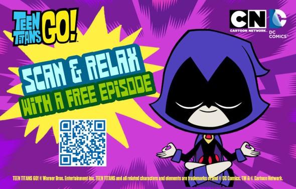 Teen Titans Go - Raven