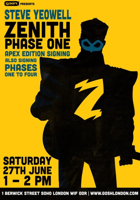 Zenith Phase One