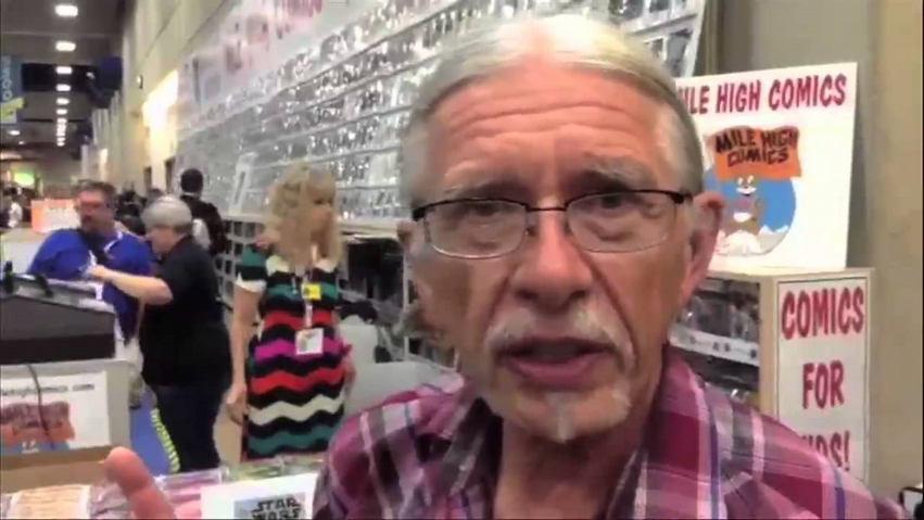 Chuck Rozanski SDCC 2015