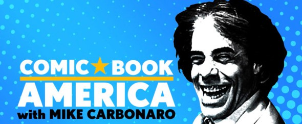 Comic Book America Mike Carbo