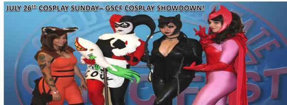 GSCF Cosplay Showdown