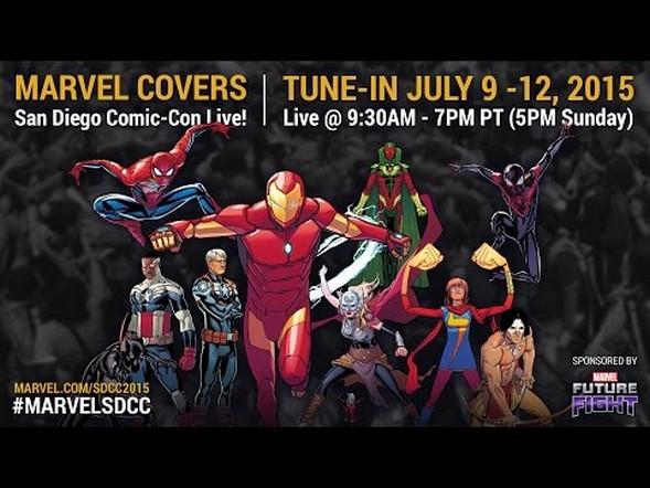 Marvel SDCC 2015