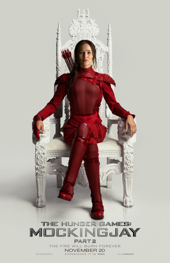 Katniss Throne