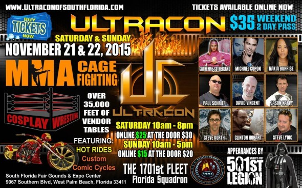 UltraCon November 2015
