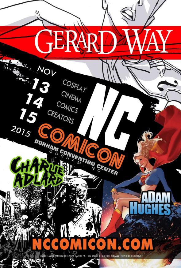 NCComicon