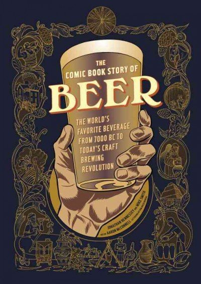 00 The Comic Book Story of Beer