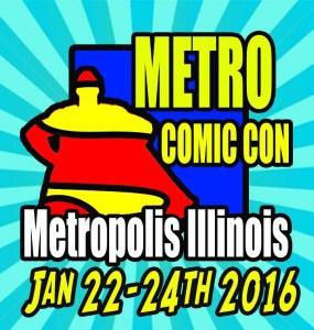 Metro Comic Con