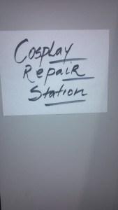 cosplay repair