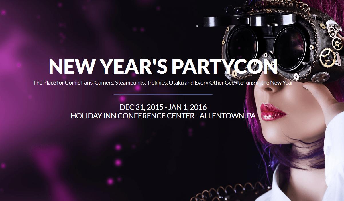 PartyCon Logo