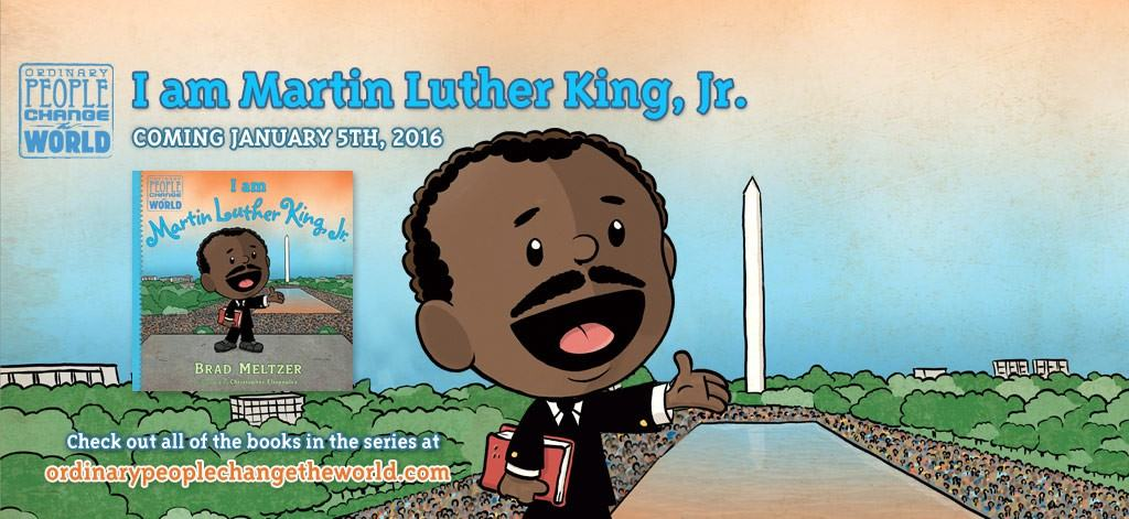 Md Ok Fl I Am Martin Luther King Jr Signings Convention Scene