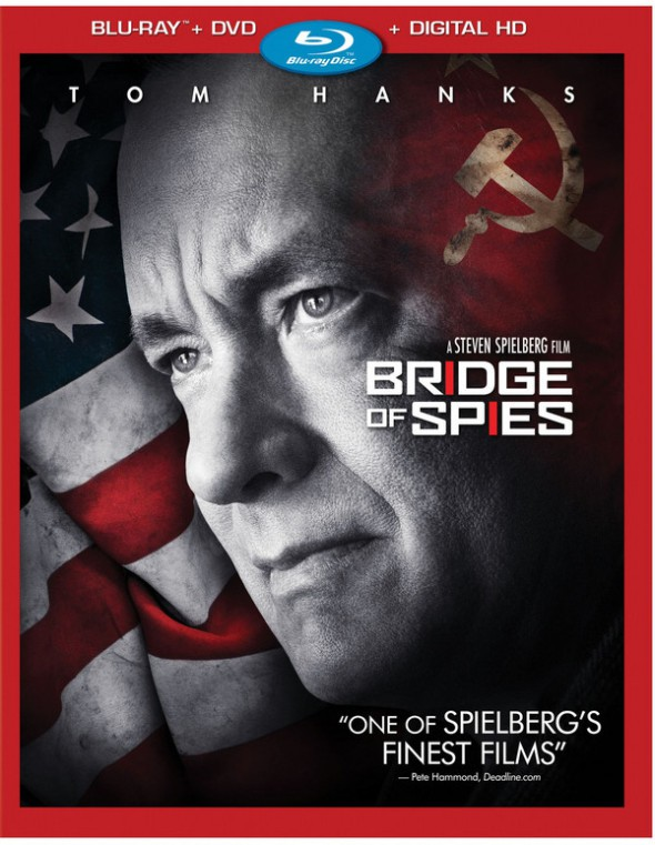 Bridge O fSpies Bluray Combo