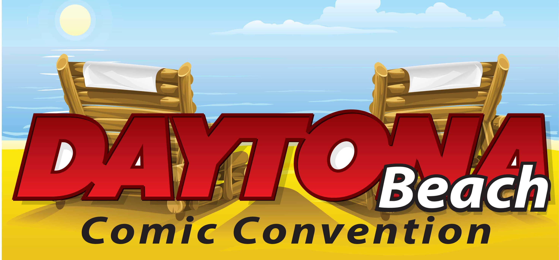 Dayton Beach Comic Con Logo
