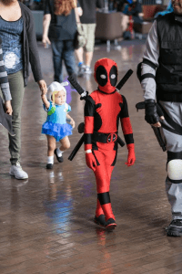 LBCE Kids Deadpool
