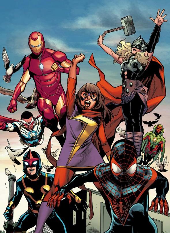 Mark_Waid_Avengers