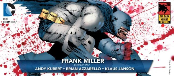 Frank Miller at MegaCon