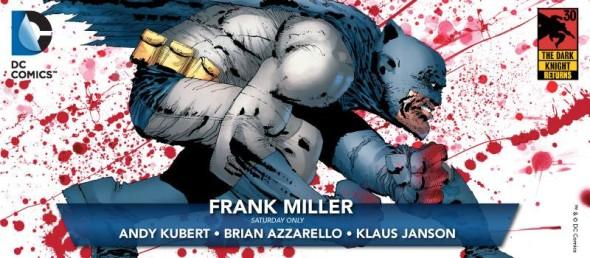 Frank Miller at MegaCon