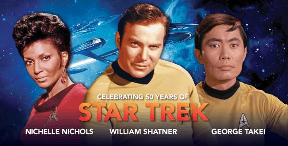 Star Trek 50_Megacon