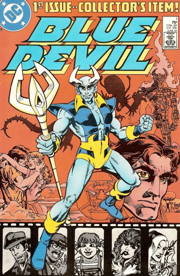Blue Devil #1
