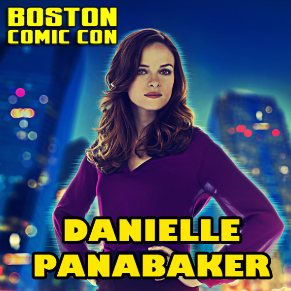 Free Comic Book Day Boston: Danielle Panabaker Appears At Boston Comic Con 2016