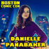 Danielle Panabaker Appears at Boston Comic Con 2016
