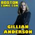 Gillian Anderson Appears at Boston Comic Con 2016