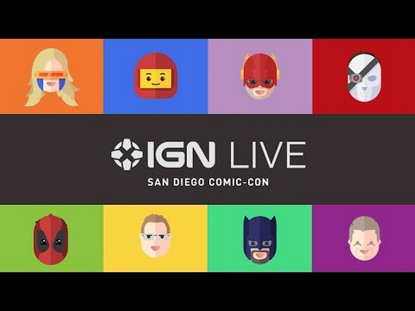 IGN Live SDCC 2016