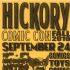 Hickory Comic Con (September 2016)