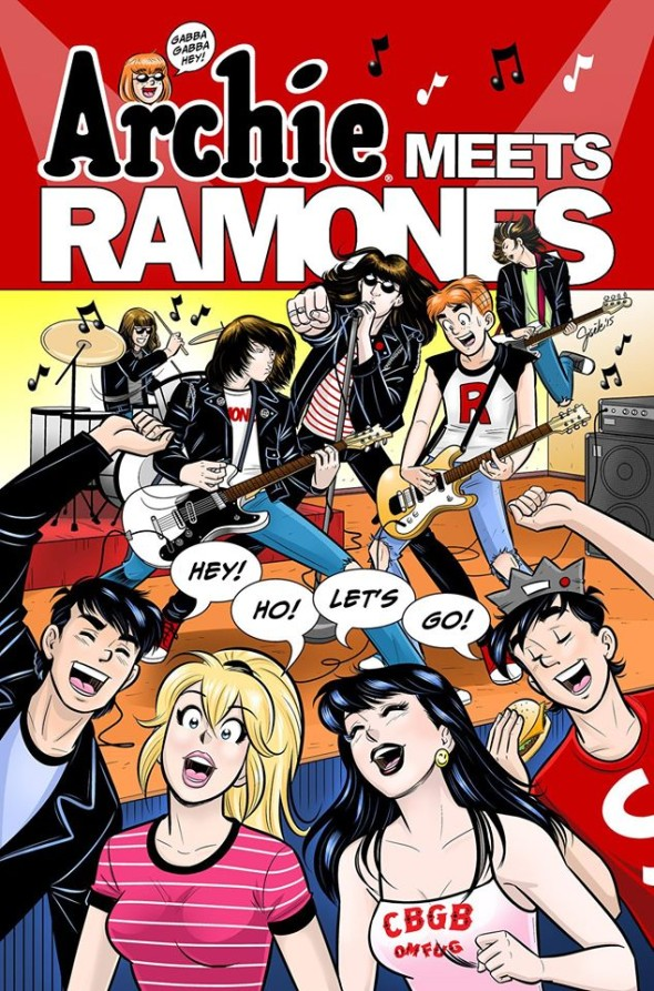 000000000000000-Archie Meets The Ramones
