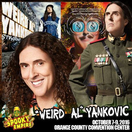 Weird Al Spooky Empire