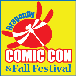 Dragonfly Comic Con Logo